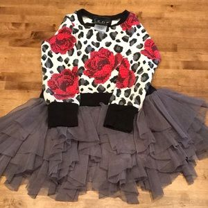 Biscotti Girls Dress 4T